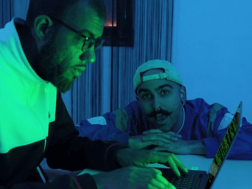 Lingua Nada - Salam Cyber Music Video post thumbnail