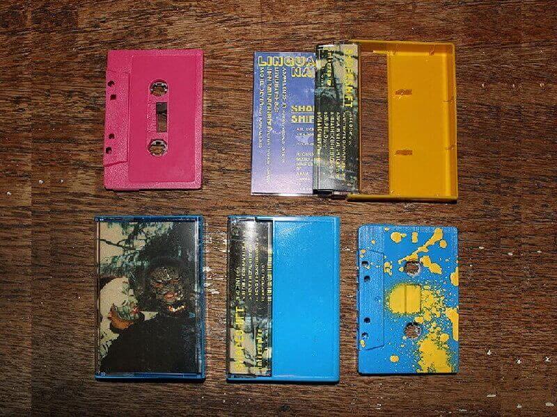 Various Tapes post thumbnail